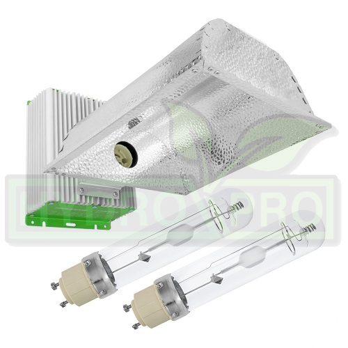 315w Lumii Solar Fixture Dual Lamp Kit