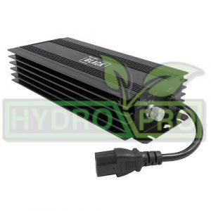 Lumii Black Digital Ballast 600w