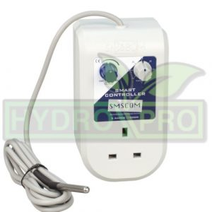 SMS Smart Fan Controller with Probe