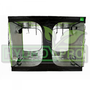 Green Qube 1530 3 x 1.5 x 2.2m - with logo