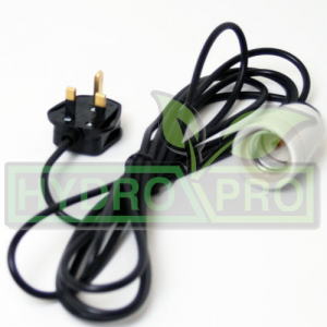 Plug And Grow CFL Lamp Hanger with 4m Cord