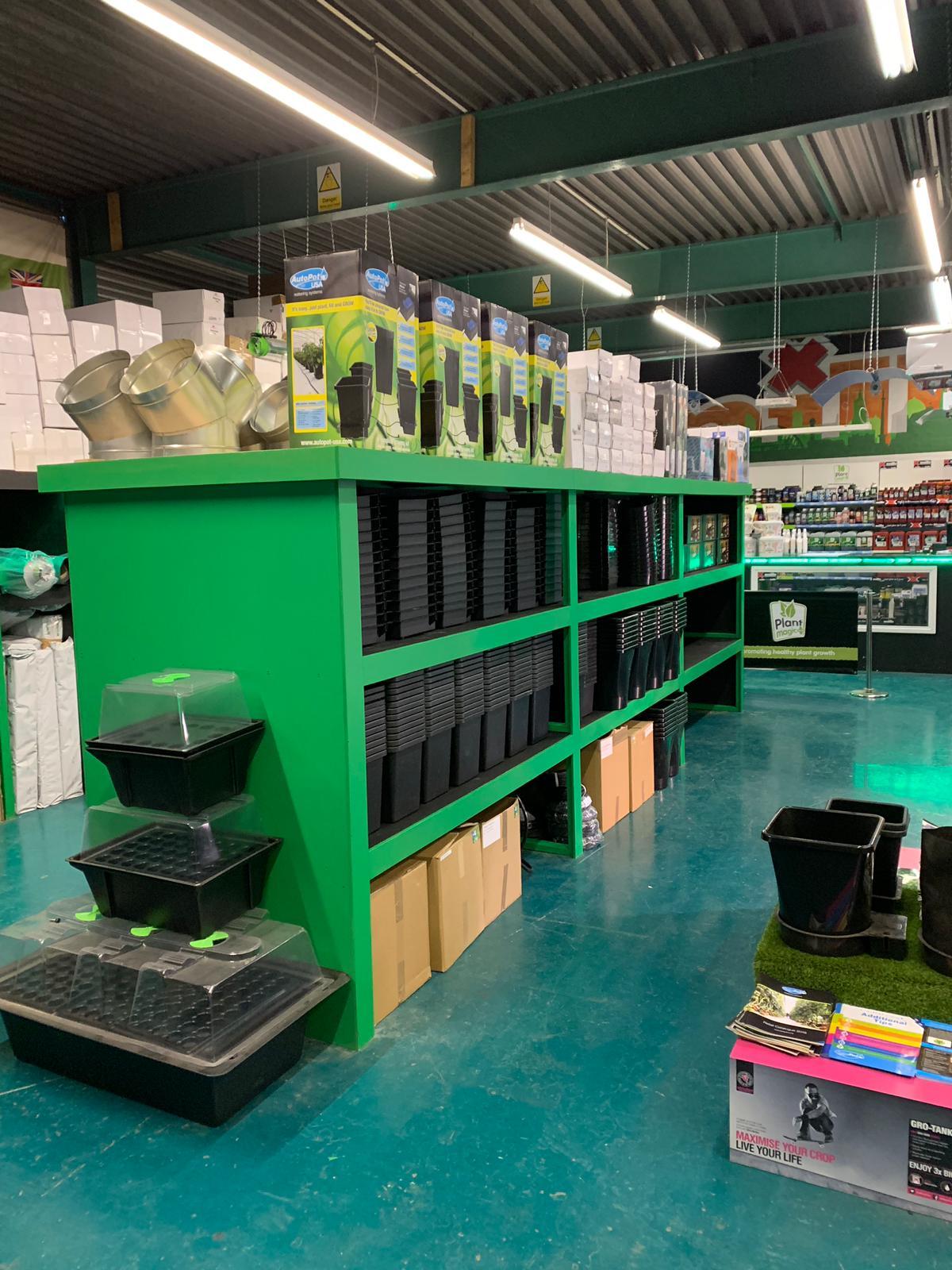 Gallery Shop floor 2