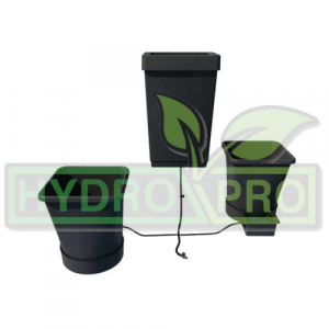 2pot XL system - with logo