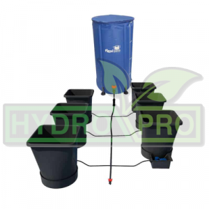 6pot XL system - with logo