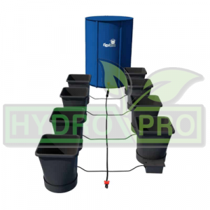8pot XL system - with logo