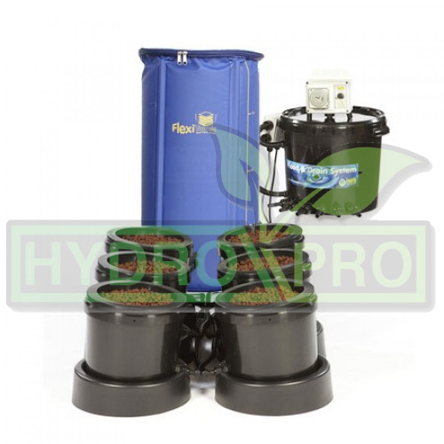 FREE SAMPLE IWS Standard Flood and Drain 36 Pot System Hard or Flexi Butt