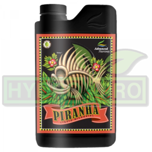 Advanced Nutrients Piranha Liquid with logo