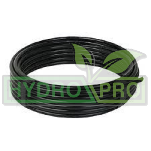 Air Line Black (200m ROLL) with logo