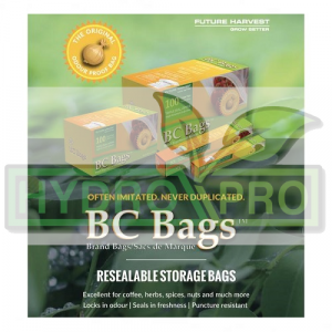 BC Bags with logo