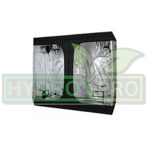 Gorilla Box Grow Tent 1.2 x 2.4 x 2m with logo