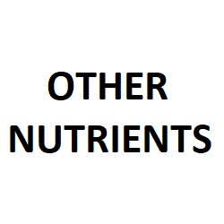 OTHER NUTRIENTS