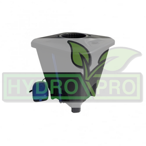 Oxypot Single Complete with logo