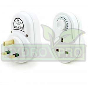 Plug In Dimmer Switch with logo