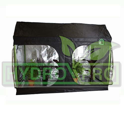 Roof Qube 1.2 x 2.4 x 1.8m with logo