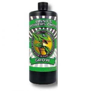 Vinnys Growers Choice grow