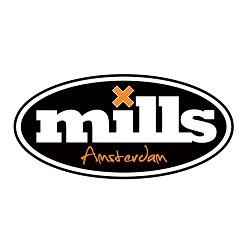 mills Amsterdam small logo