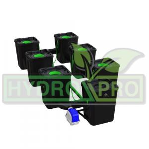 Alien 6 Pot Pro RDWC 55L With Logo