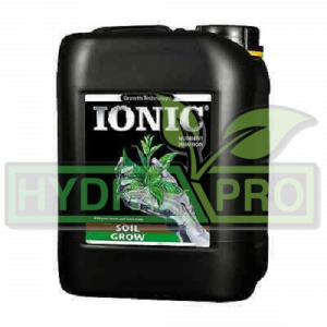 Ionic Soil Grow 5L With Logo