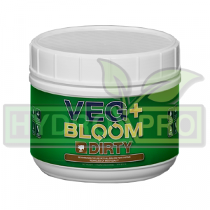 Veg + Bloom Dirty Base 450g With Logo